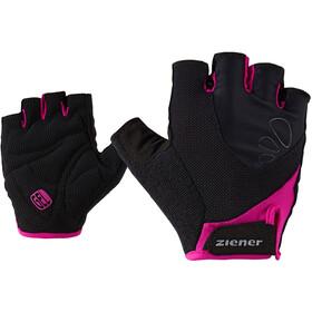 Ziener Capela Bike Gloves Women, fuchsia